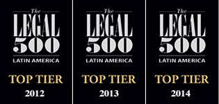 Reconocimiento Legal 500